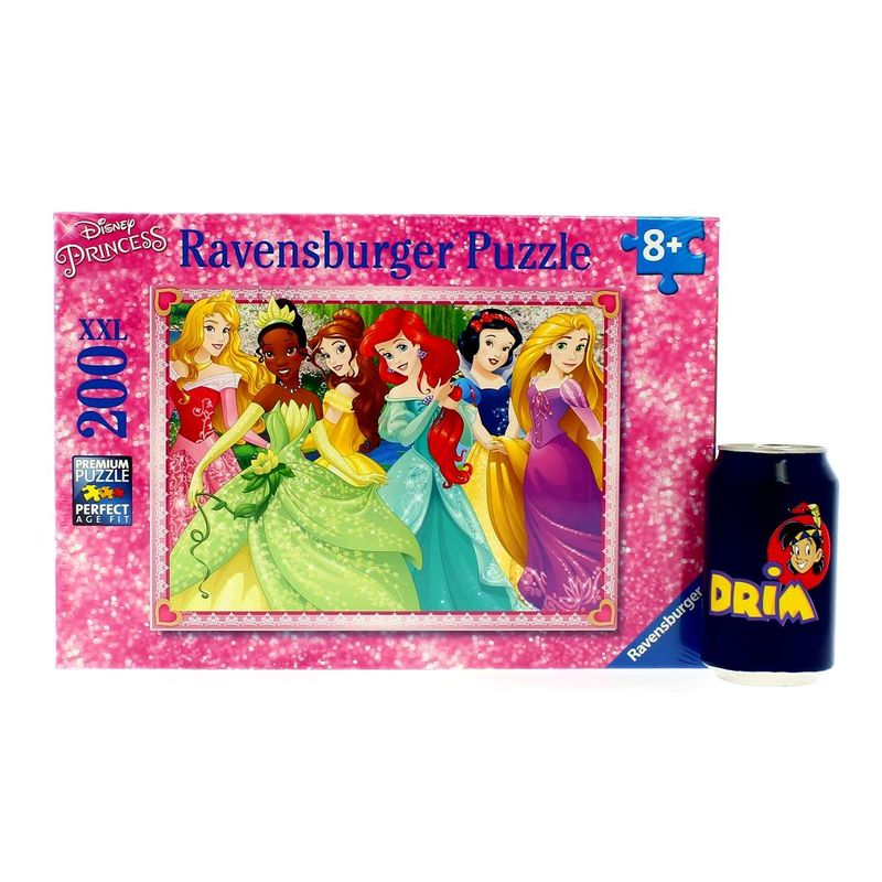 Princesas-Disney-Puzzle--200-Piezas-XXL_2