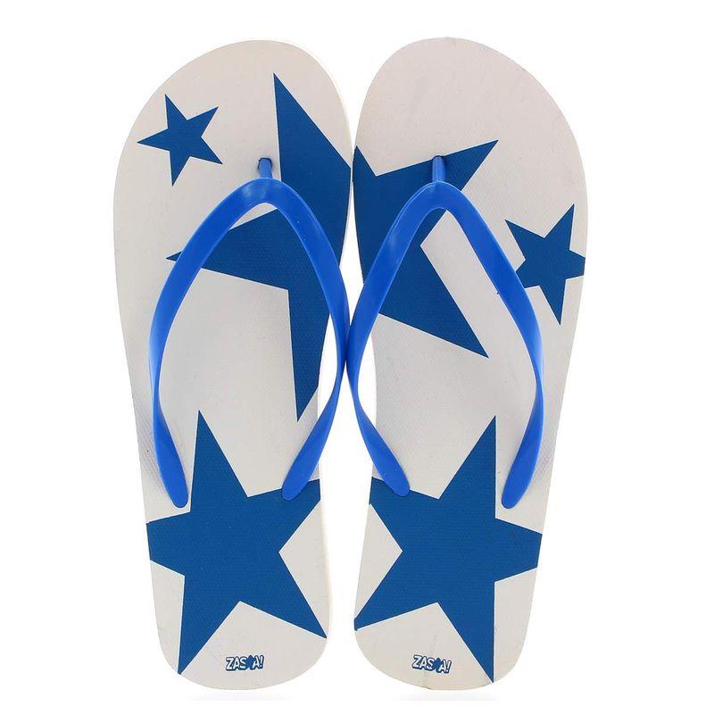 Chanclas-de-Verano-Stars-Azules