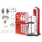 Playmobil-Estacion-de-Bomberos-con-Alarma_2