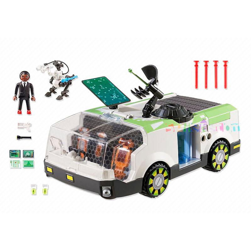 Playmobil-Super4-Camaleon-con-Gene_1