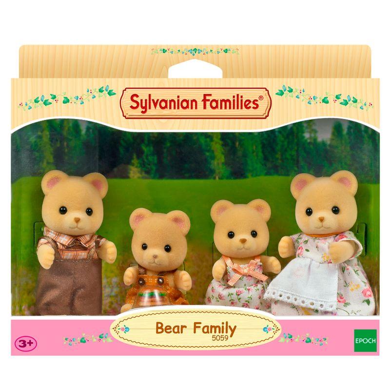 Sylvanian-Families-Familia-Osos-Pardos_1