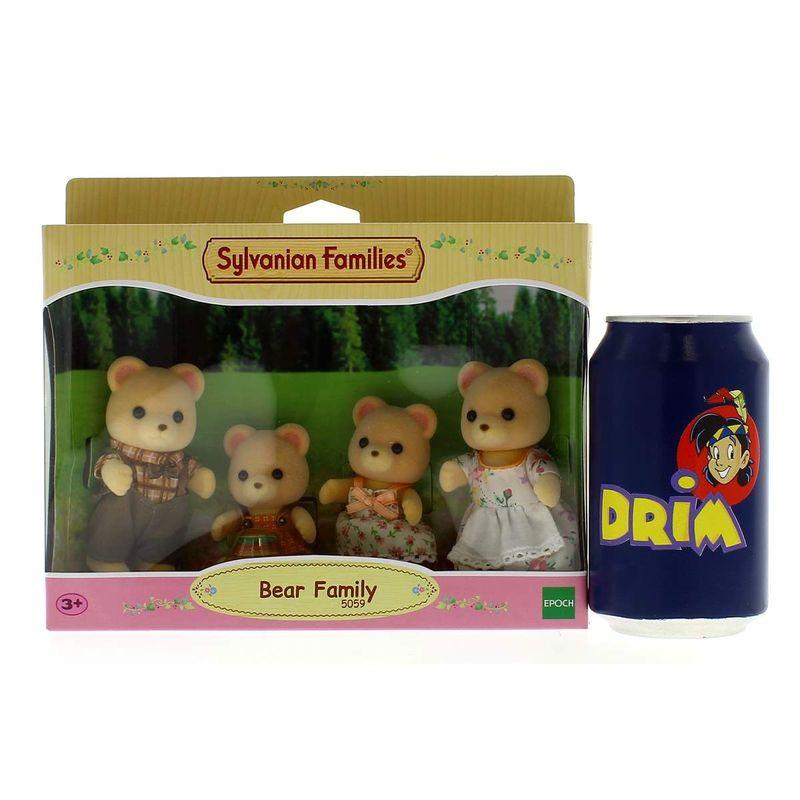 Sylvanian-Families-Familia-Osos-Pardos_2