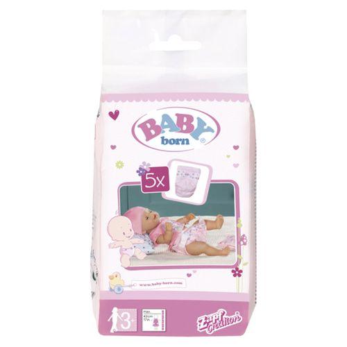 Baby Born Pack de Pañales