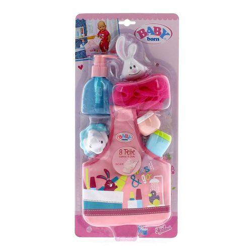 Baby Born Neceser con Accesorios para el Baño