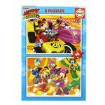 Mickey-y-Los-Superpilotos-2-Puzzles-de-48-Piezas