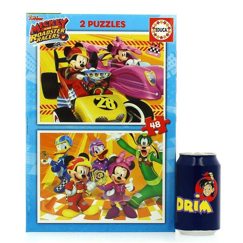 Mickey-y-Los-Superpilotos-2-Puzzles-de-48-Piezas_2