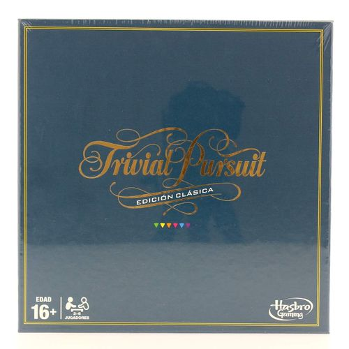 Juego Trivial Pursuit Edición Clásica