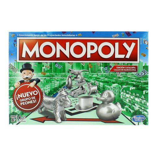 Juego Monopoly de Barcelona