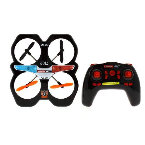 Drone Policia Quadricoptero