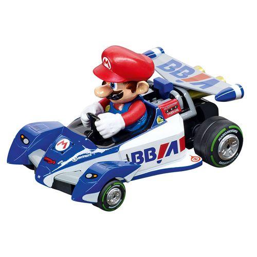 Coche Carrera Go Nintendo Mario Kart 8 Mario Especial