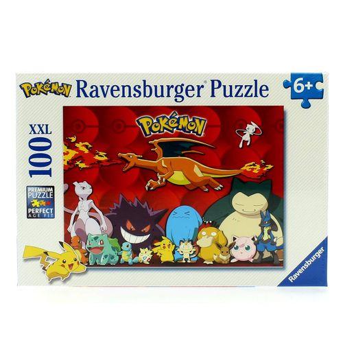 Pokémon Puzzle XXL de 100 Piezas