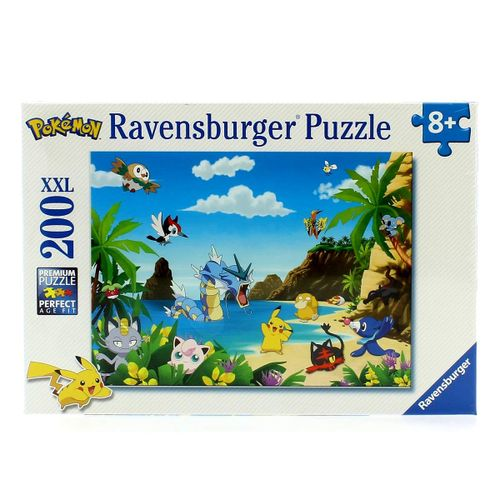 Pokémon Puzzle XXL de 200 Piezas
