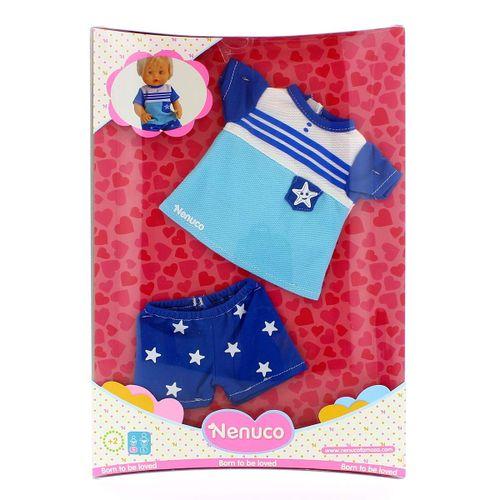 Nenuco Ropita Casual Trajecito Azul