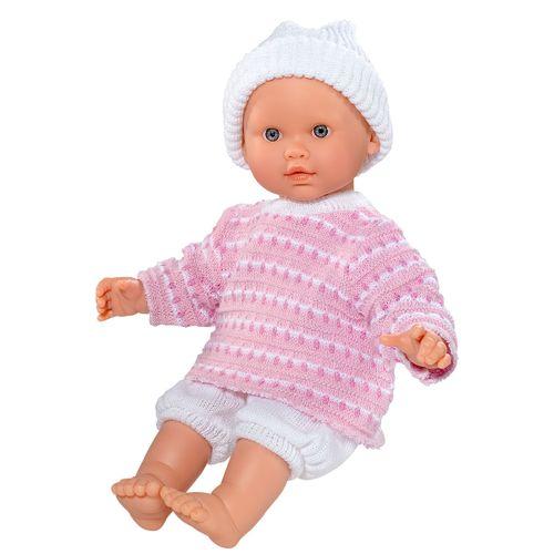 Muñeco Bebé Llorón Rosa