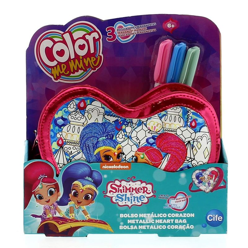 Shimmer---Shine-Color-Me-Mine-Bolso-Metallic-Corazon_1