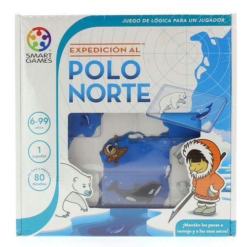 Expedición al Polo norte