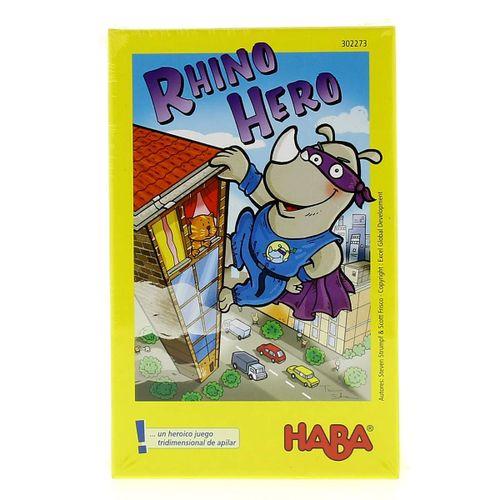 Juego Rhino Hero