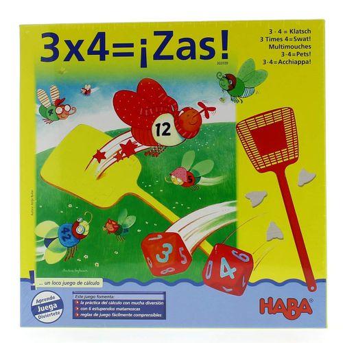 Juego 3x4 ZAS