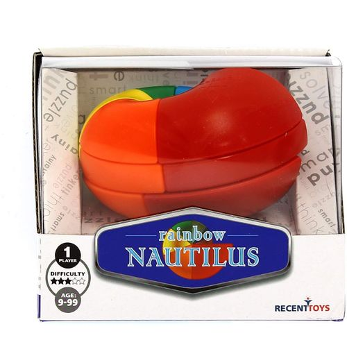 Rompecabezas Rainbow Nautilus