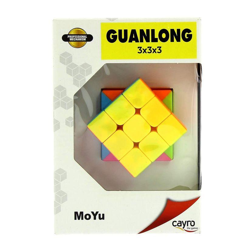 Cubo-3X3-Guanlong