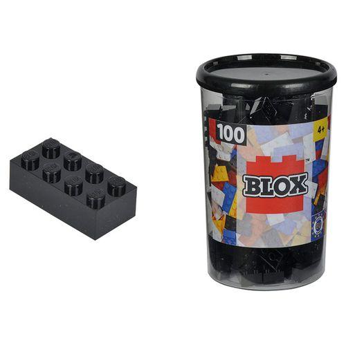 Blox Bote 100 Bloques Negros