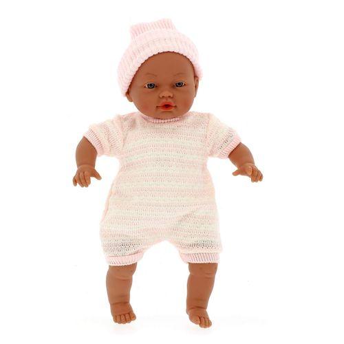 Muñeco Bebé Llorón con Pijama Rosa