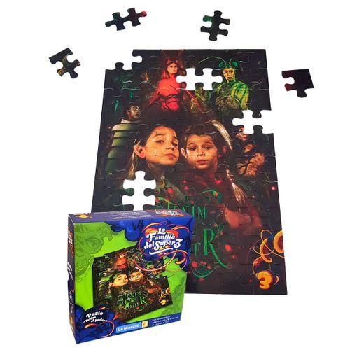 Club Super3 Puzzle La Familia del Super3