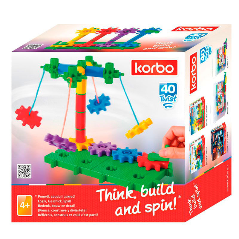 Kit-de-construccion-Twist-40-pzas