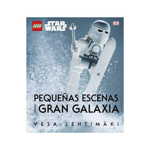 Libro Lego: Pequeñas Escenas de una Gran Galaxia
