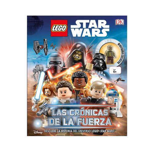 Libro Lego Star Wars Crónicas de la Fuerza