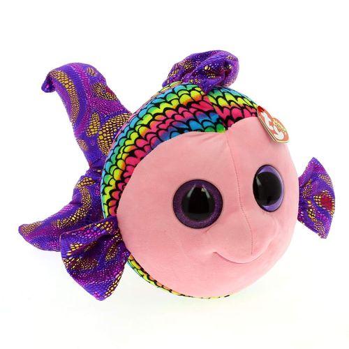Beanie Boo's Pez Multicolor de Peluche XL