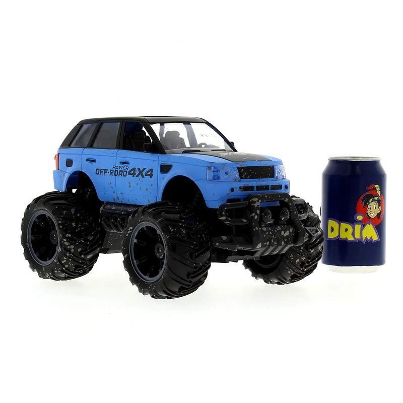 Coche-Mud-azul-4x4-R-C-a-Escala-1-14_4
