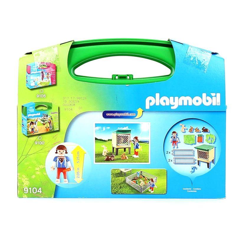 Playmobil-Country-Maletin-Conejos_1