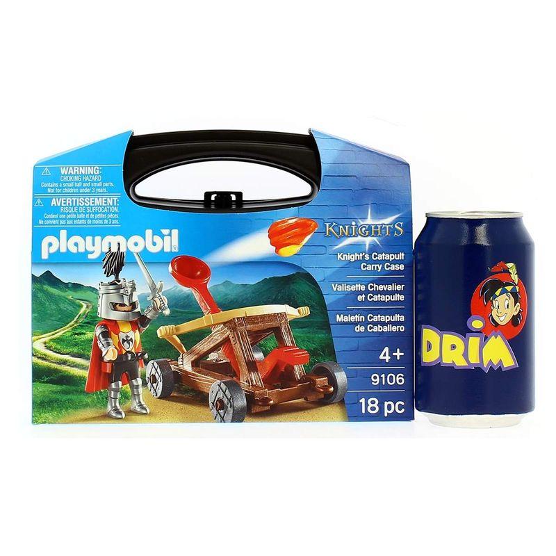 Playmobil-Knights-Maletin-Catapulta-de-Caballero_2