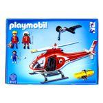 Playmobil-Action-Helicoptero-Rescate-en-la-Montaña_2