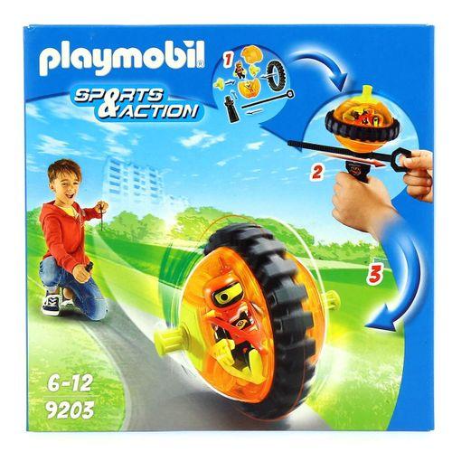 Playmobil Sports & Action Speed Roller Naranja