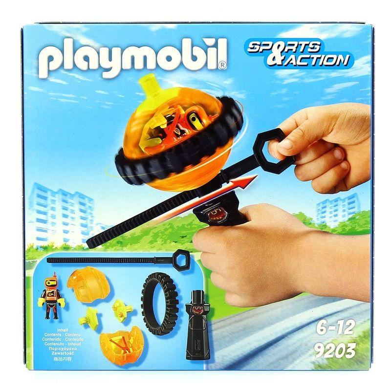 Playmobil-Sports---Action-Speed-Roller-Naranja_2