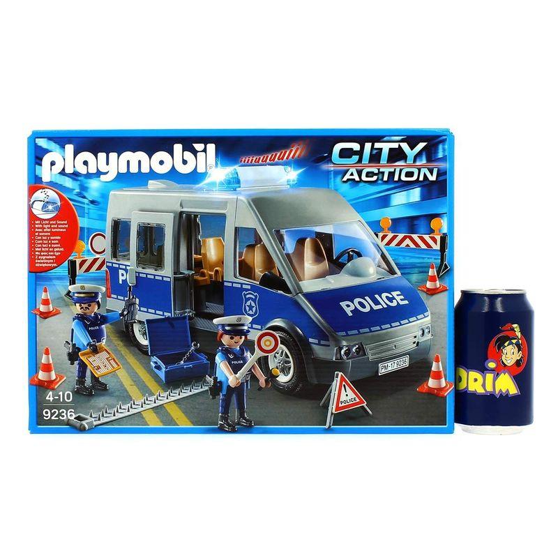 Playmobil-City-Action-Furgon-de-Policia-con-Control-de-Trafico_3