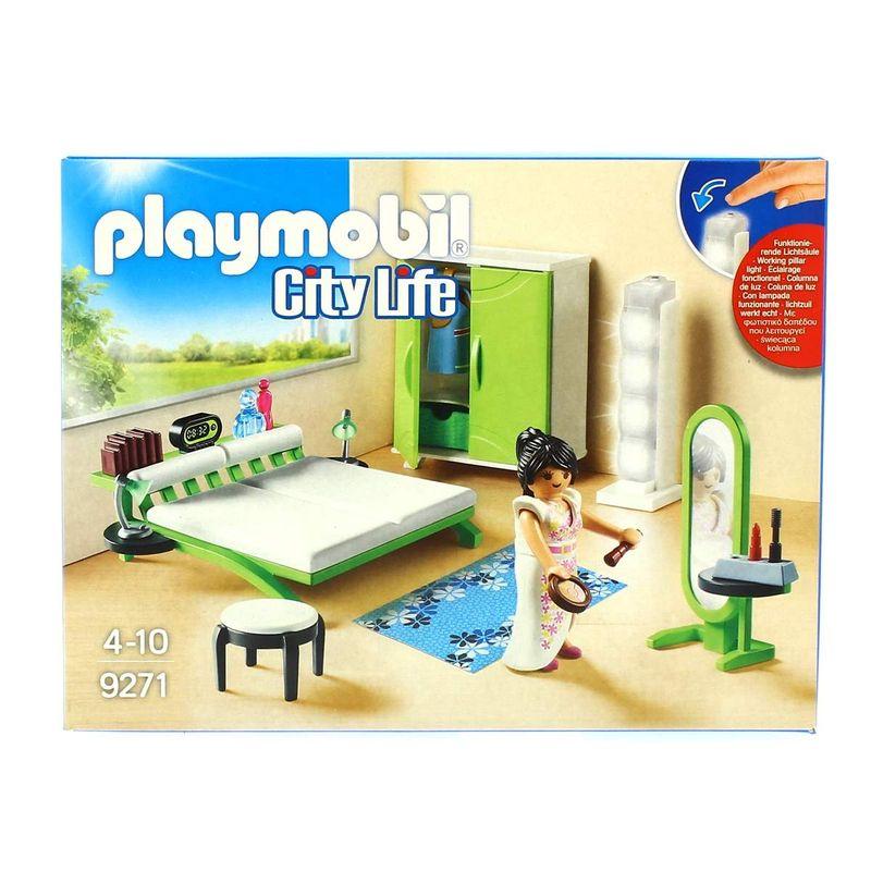 Playmobil-City-Life-Dormitorio