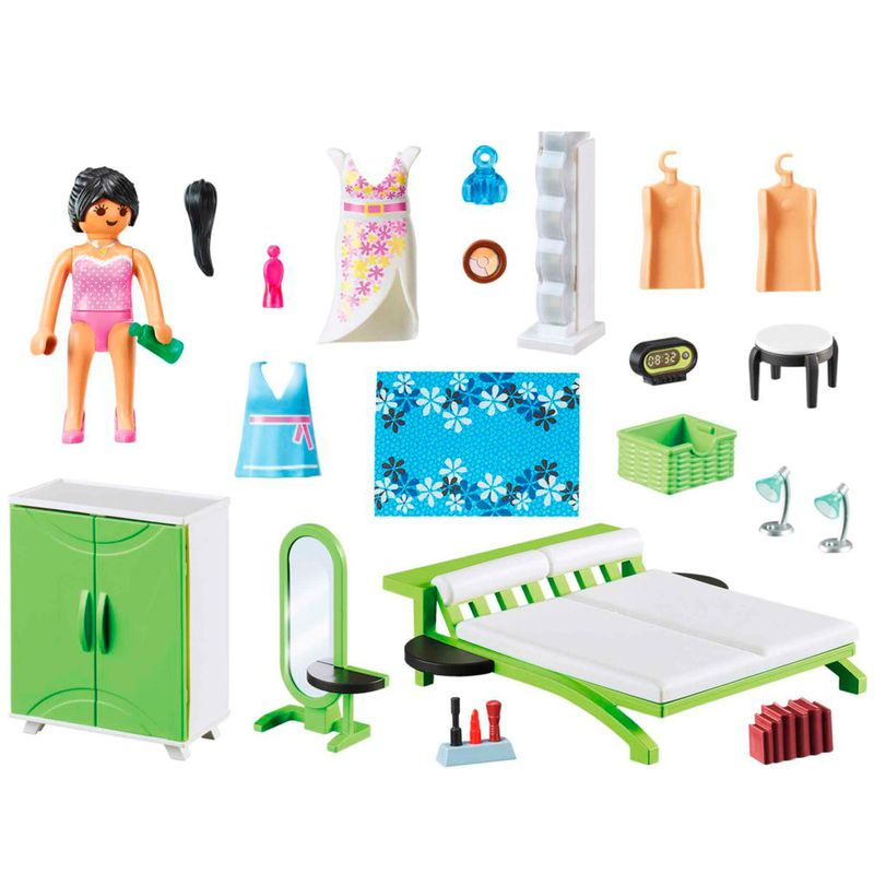 Playmobil-City-Life-Dormitorio_1