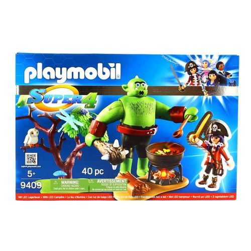 Playmobil Super4 Ogro con Ruby