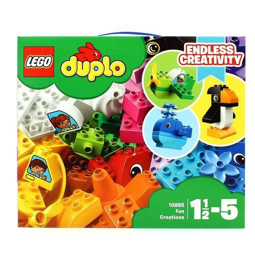Lego Duplo Creaciones Divertidas