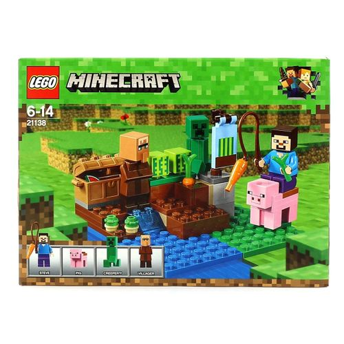 Lego Minecraft La Granja de Melones