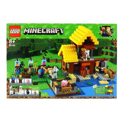 Lego Minecraft Cabaña de la Granja