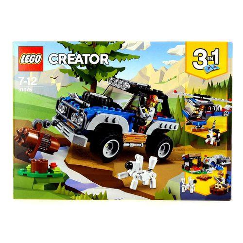 Lego Creator Aventuras Lejanas