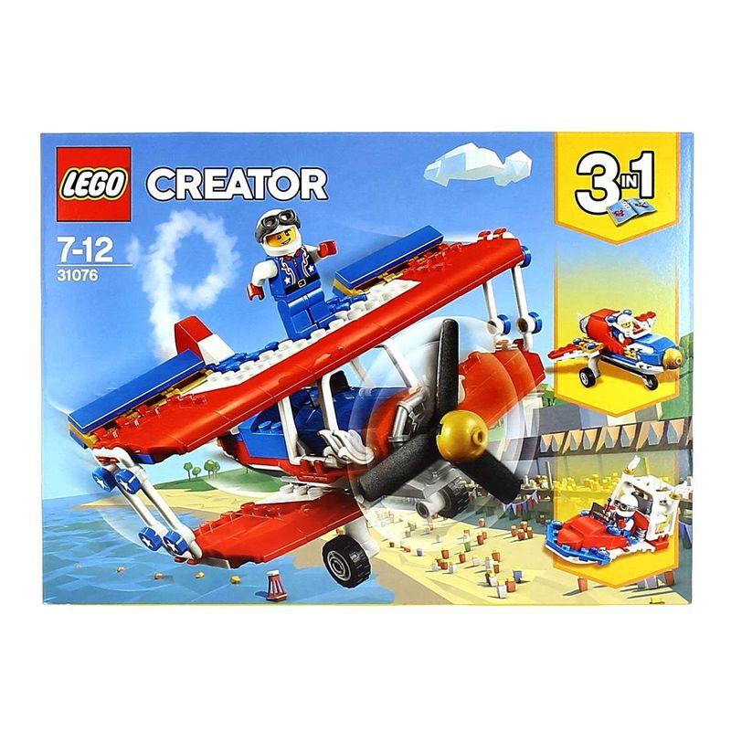 Lego-Creator-Audaz-Avion-Acrobatico