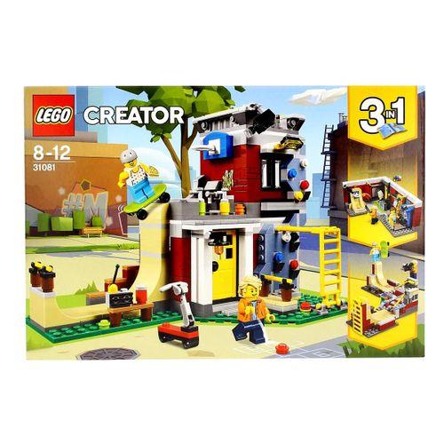 Lego Creator Parque de Patinaje Modular