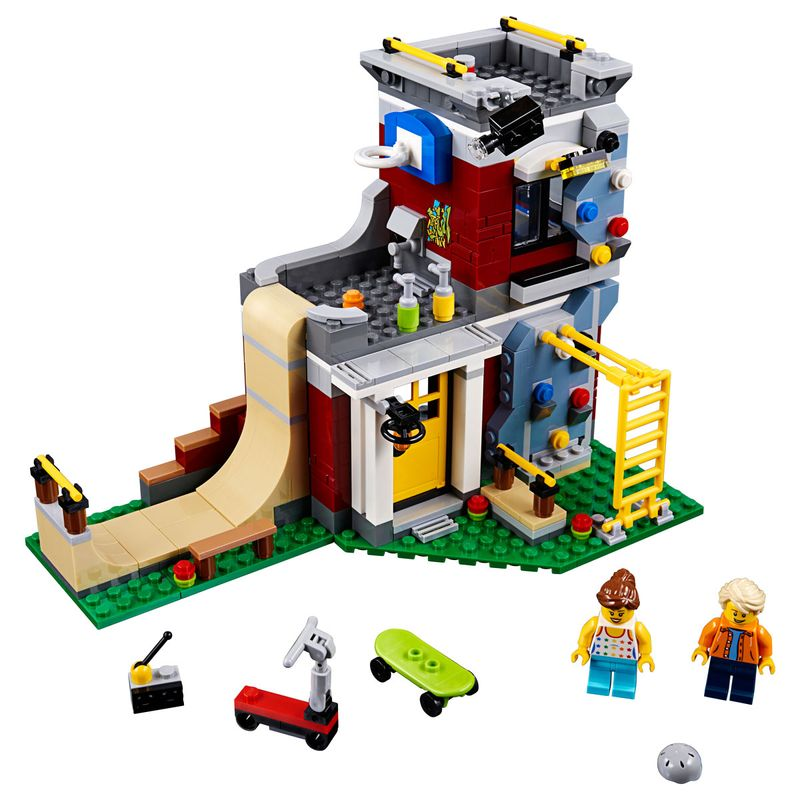 Lego-Creator-Parque-de-Patinaje-Modular_1