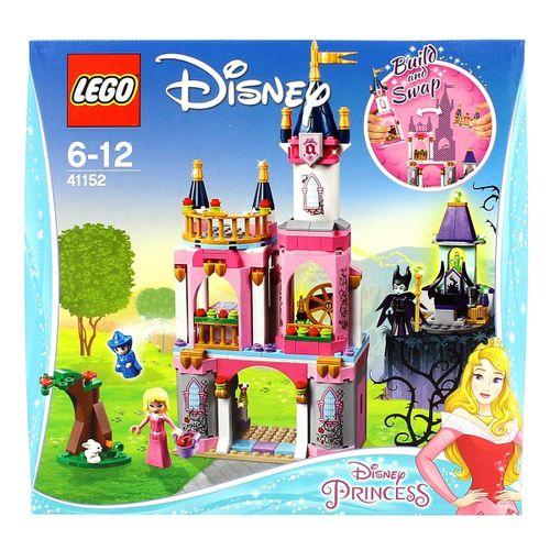 Lego Disney Castillo de Cuento de la Bella Durmiente