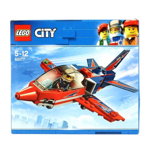 Lego City Jet de Exhibición